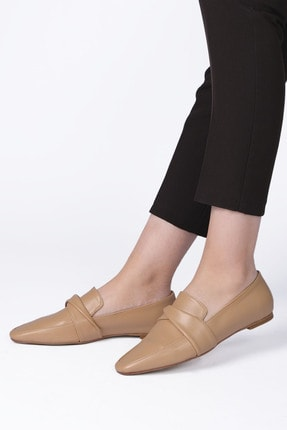 Marjin Kadın Loafer Ayakkabı 3