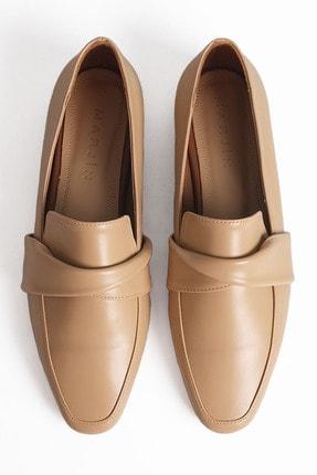 Marjin Kadın Loafer Ayakkabı 4