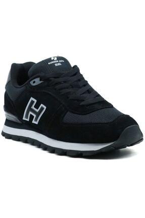 Hammer Jack Unisex Siyah Spor Ayakkabı 0