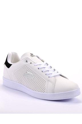 Slazenger Zebra Sneaker Kadın Ayakkabı Beyaz / Siyah 1