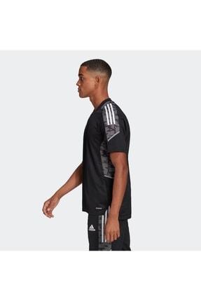 adidas Erkek Siyah T-shirt Gh7167 1
