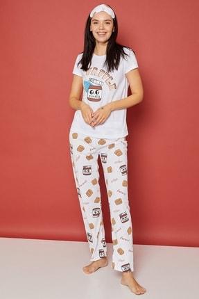 Arma Life Baskılı Pijama Takımı 0
