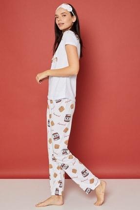 Arma Life Baskılı Pijama Takımı 2