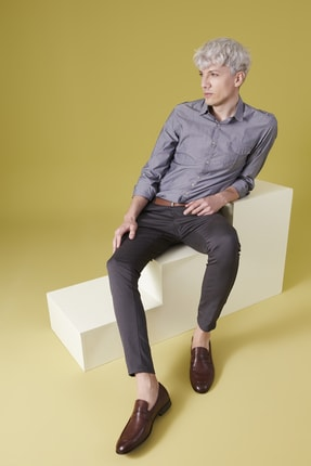 تصویر از کفش کلاسیک مردانه کد 111415 464095