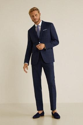 Mango Erkek Lacivert Pantolon 43020502 0