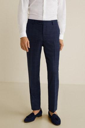 Mango Erkek Lacivert Pantolon 43020502 1