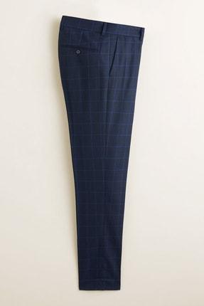 Mango Erkek Lacivert Pantolon 43020502 2