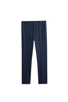 Mango Erkek Lacivert Pantolon 43020503 3
