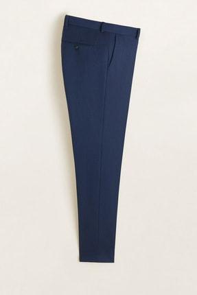 Mango Erkek Mürekkep Mavisi Pantolon 43030912 2
