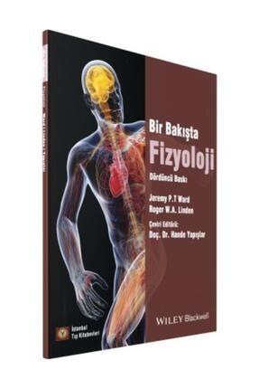 İstanbul Tıp Kitabevi Bir Bakışta Fizyoloji 0