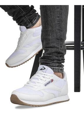 Dragon Erkek Beyaz Spor Ayakkabı 2