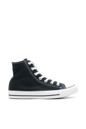 Converse Unisex Siyah Chuck Taylor All Star Hi Sneaker 0
