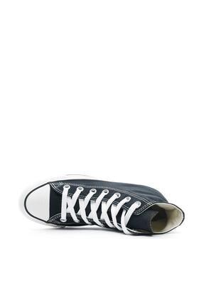 Converse Unisex Siyah Chuck Taylor All Star Hi Sneaker 3
