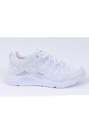 Jump Erkek Beyaz Spor Ayakkabı 24865 1