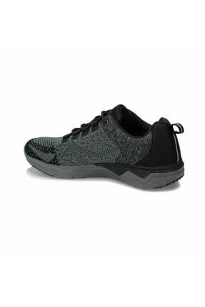 Lumberjack MAXIMUS Siyah Koyu Gri Erkek Sneaker 100299208 2
