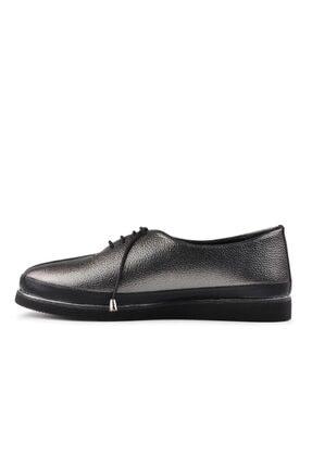Pierre Cardin Kadın Platin Bağcıklı Günlük Ayakkabı 1