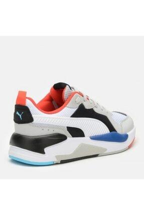 Puma X-RAY Beyaz Erkek Sneaker Ayakkabı 101085466 3