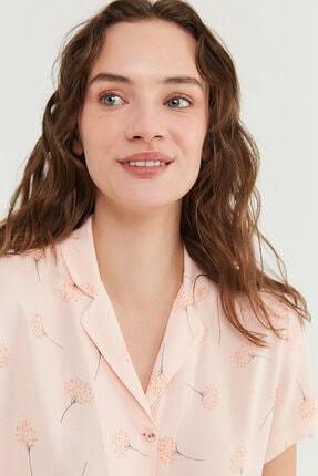 Penti Kadın Açık Pembe Pijama Takımı 3