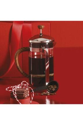 Karaca Coffee Bean French Press Wooden 600 ml 0