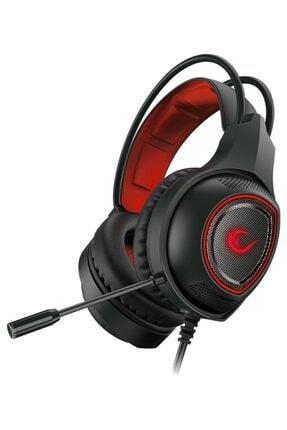 Rampage Rm-k23 Mıssıon Kırmızı Gaming Oyuncu Mikrofonlu Kulaklık 0