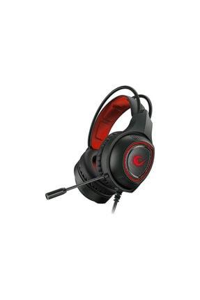 Rampage Rm-k23 Mıssıon Kırmızı Gaming Oyuncu Mikrofonlu Kulaklık 2