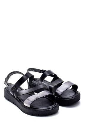 Derimod Kadın Deri Sandalet 2