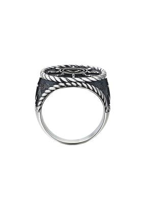 ATOLYESTONE Dümen Yüzük -gümüş 2
