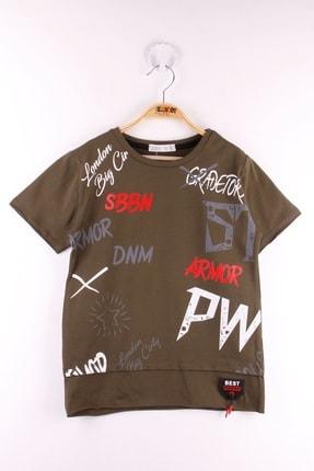 Picture of Erkek Çocuk Armor Baskılı Tişört