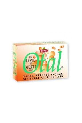 Otacı Otal Çam Katranlı Ve Kükürtlü Sabun 80 gr Yağlı Kepekli Saç 0