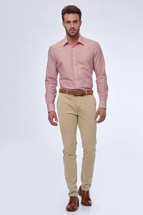Hemington Erkek Kum Rengi Yazlık Chino Pantolon 1