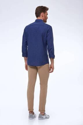 Hemington Erkek Camel Yazlık Pantolon 2
