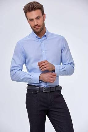 Hemington Erkek Lacivert Koyu Renk Denim Pantolon 2