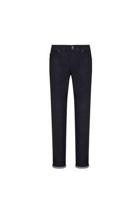 Hemington Erkek Lacivert Koyu Renk Denim Pantolon 4