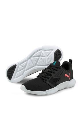 Puma INTERFLEX MODERN Siyah Kadın Koşu Ayakkabısı 101085418 0