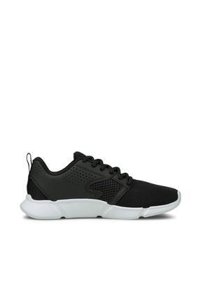 Puma INTERFLEX MODERN Siyah Kadın Koşu Ayakkabısı 101085418 4