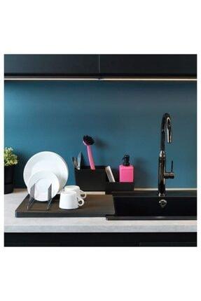 IKEA Vantuzlu-pembe Renk Bulaşık Fırçası Meridyendukkan 29 Cm, Adet ,temizlik Fırçası 3