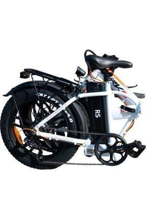 RKS Rs3 Pro Katlanabilir Elektrikli Bisiklet Beyaz 3
