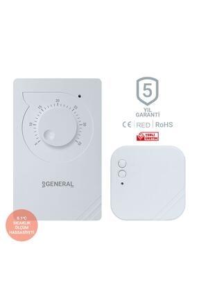 GENERAL Life Kablosuz Oda Termostatı Ht100 Rf 0