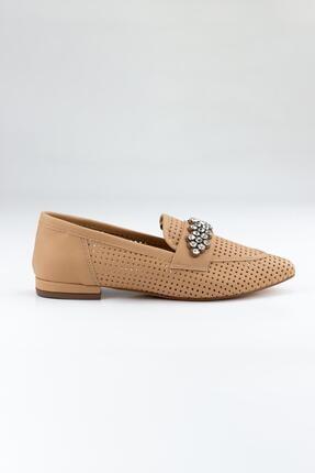 Gökhan Talay Reyla Taşlı Yazlık Kadın Loafer Günlük Ayakkabı 4