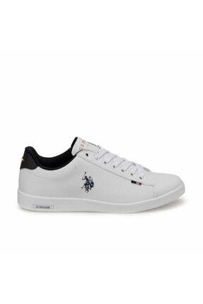 US Polo Assn Erkek Beyaz Franco Günlük Spor Ayakkabı 0