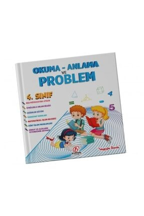Kumsal Yayınları 4. Sınıf Okuma-anlama Ve Problem 0