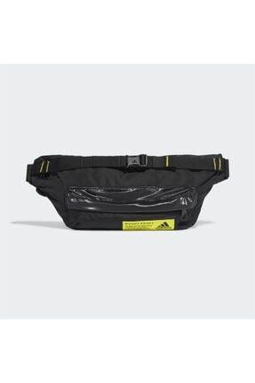 adidas Unisex Siyah Sport Casual Waist Bel Çantası 0