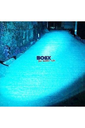 C9 Bosx Iceblue Buz Mavi Led Xenon Far Ampulü 4400lm 10000k H4 4