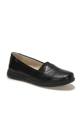 Polaris 103255.Z1FX Siyah Kadın Klasik Ayakkabı 101002643 0