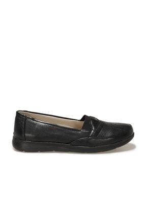 Polaris 103255.Z1FX Siyah Kadın Klasik Ayakkabı 101002643 1