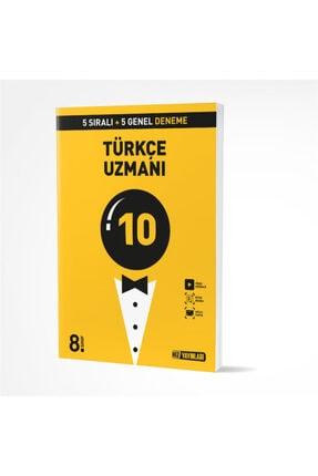 Hız Yayınları Uzman Deneme Türkçe 10 0