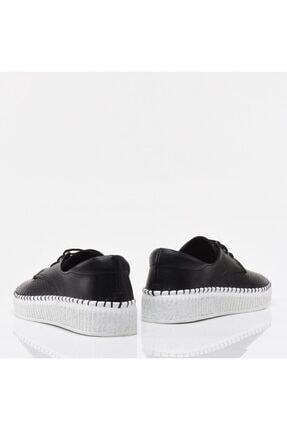 Hotiç Siyah Yaya Kadın Günlük Ayakkabı 3