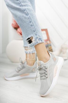 MORENİCA Duch Kalın Taban Ortopedik Sneaker 2