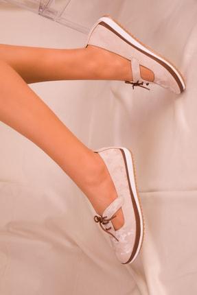 Soho Exclusive Bej Kadın Casual Ayakkabı 16101 1