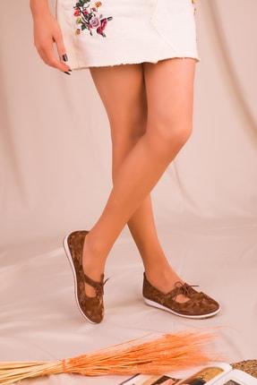Soho Exclusive Taba Kadın Casual Ayakkabı 16101 1